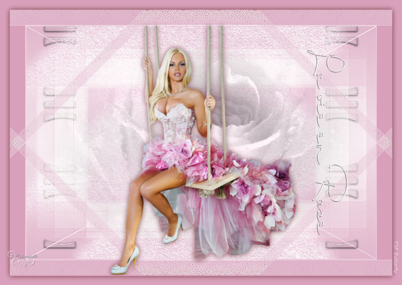 *** La vie en rose ***