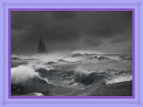 Où est Dieu dans la tempête