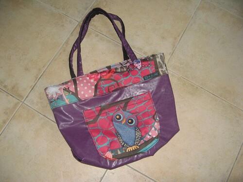 sacs multicolores