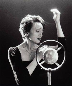 LBD 1940 Édith Piaf