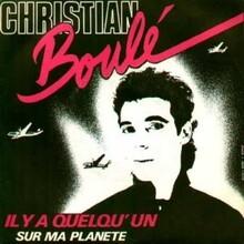 BABYLONE Christian Boulé 45t