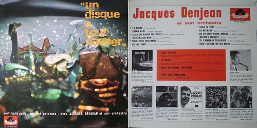 Jacques Denjean - Un Disque a Tout Casser