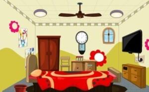 Gorgeous room escape