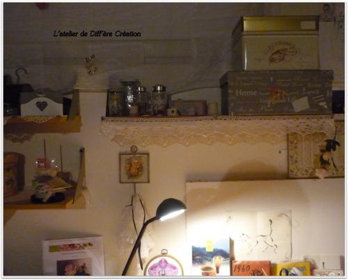 Mon atelier en images