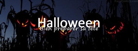 Halloween, bien préparer sa fête.
