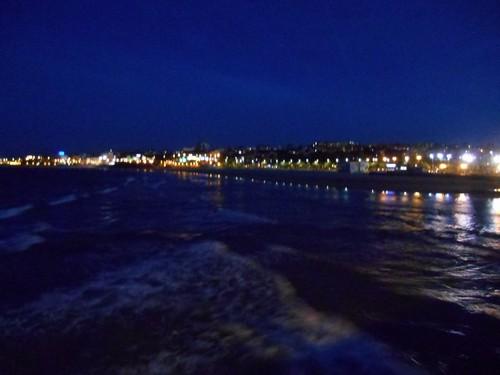 Santander, la nuit