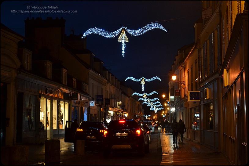Dans les rues de Rambouillet