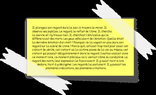 Le Miroir du Damné - JB Leblanc & Frédéric Livyns