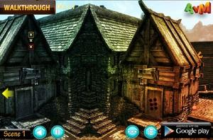 Jouer à AVM Witch hut escape