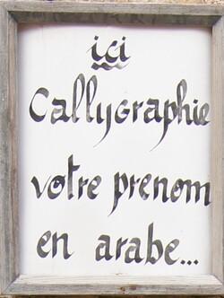 Ici Callygraphie