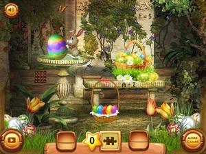 Jouer à Magic easter garden