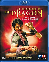 [Blu-ray] L'Honneur du dragon (Tom yum goong)