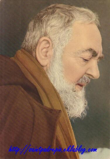 Oración al Padre Pio