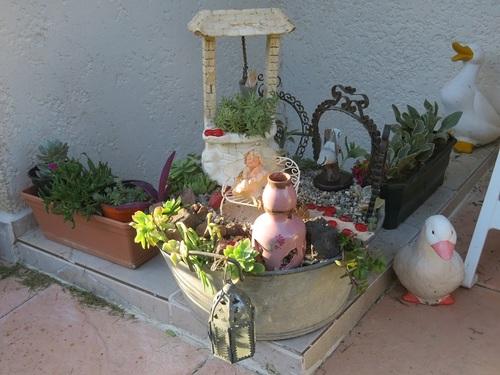jardin de fée