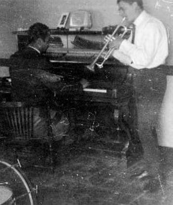 Jazz Rue des Aurès 1961