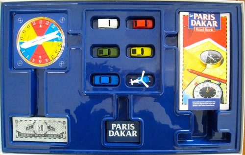 Le Paris-Dakar