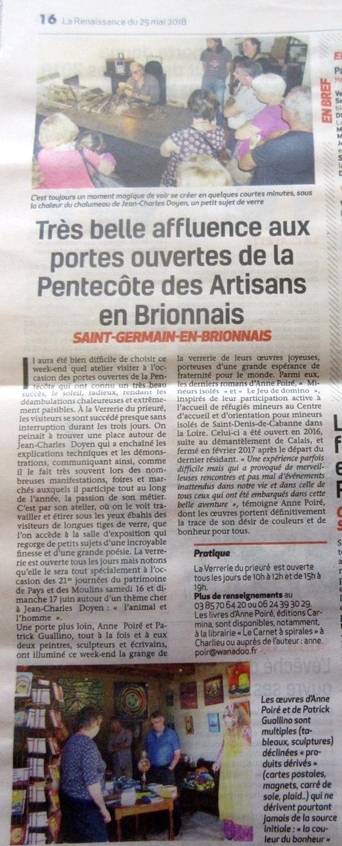Journal La Renaissance