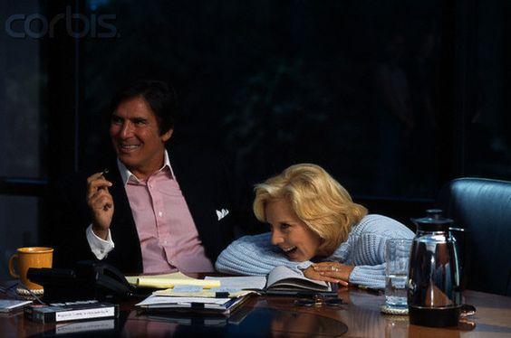 Toni Scotti et Sylvie Vartan: