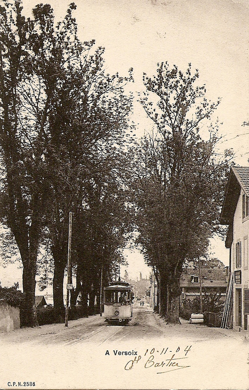 Versoix - Grande Rue