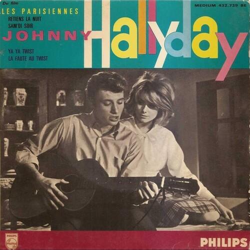 Johnny Hallyday - Retiens La Nuit (1962)