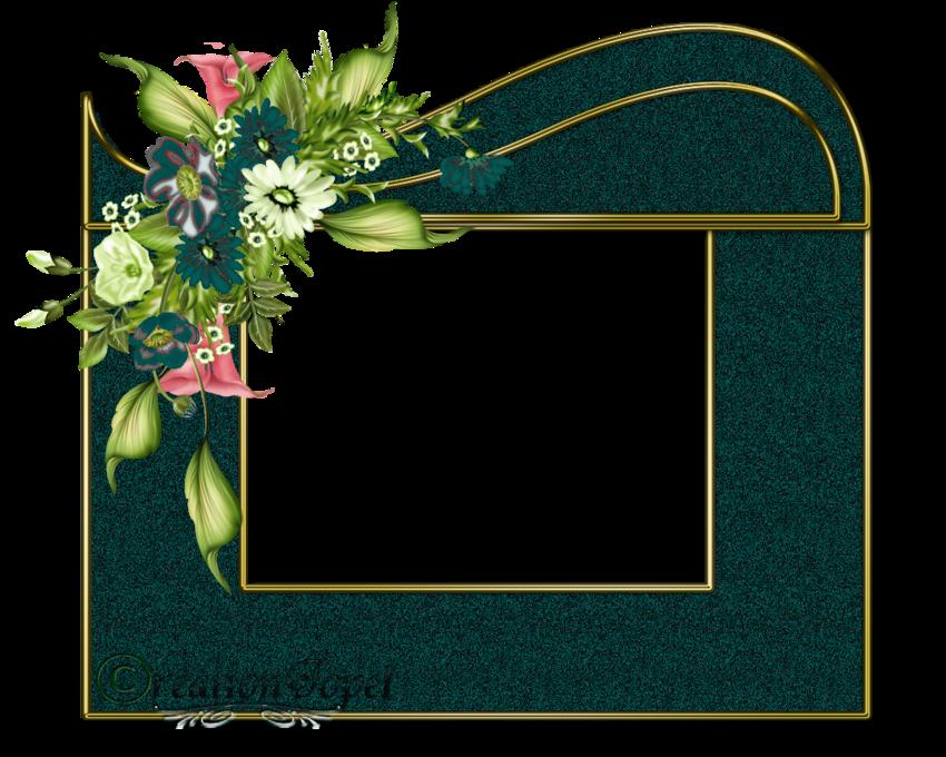 Kit fleuri bleu par Jopel