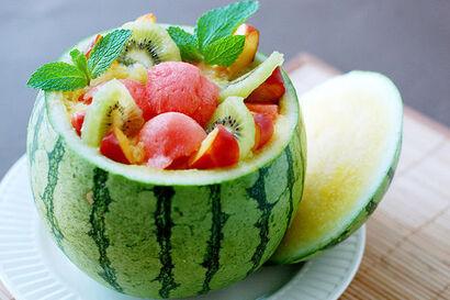 cocktails, fruits, sunny, apple