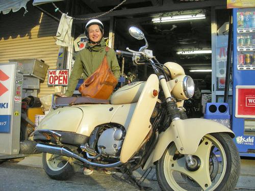 Le Japon explore son passé motocycliste (8)
