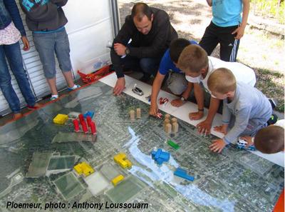Des enfants urbanistes ?