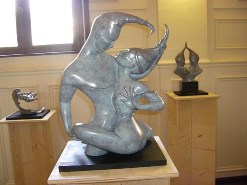 Isabelle Jeandot sculptrice