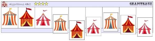Algorithme - Cirque