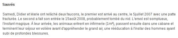Le Télégramme - Le 08/09/2009