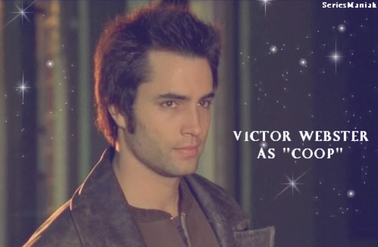 Victor Webster Charmed saison 10