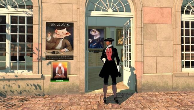 Chez Mr Le Comte Silex
