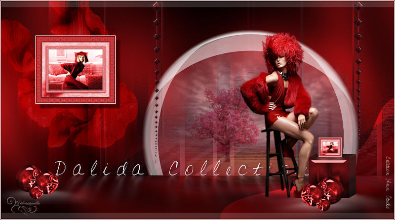*** Les 22 Dalida - ASDwebdesigns for TD-Studio ***