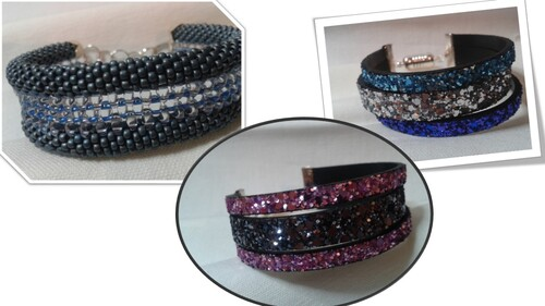 Petits bracelets de printemps