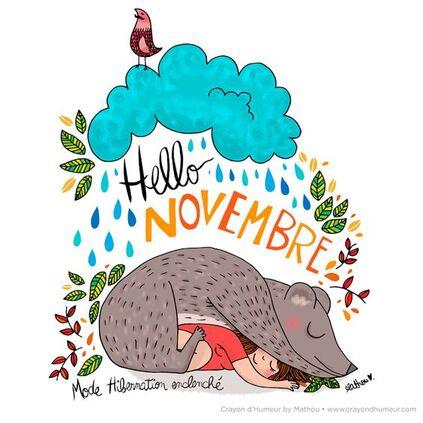 Hello Novembre avec Mathou