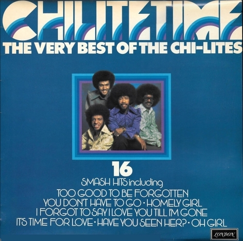 "The Chi-Lites : Album "" Greatest Hits , Vol. 2 "" Brunswick Records BL 754208 [ US ]"