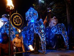 Sri Lanka : la Perahera de Kandy