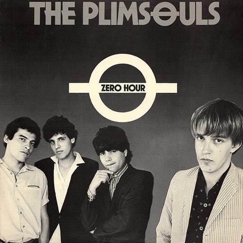 Les SINGLéS # 69: The Plimsouls - Zero Hour EP (1980)