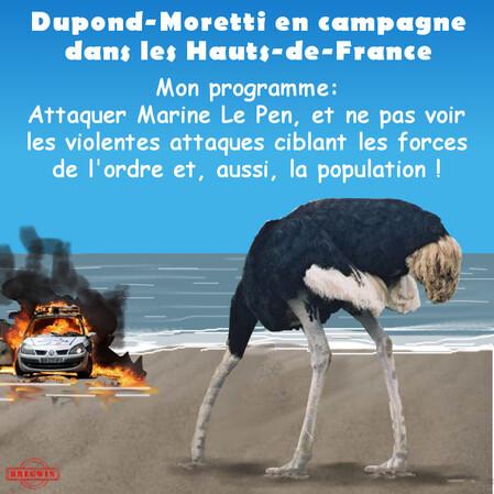 Moretti en campagne