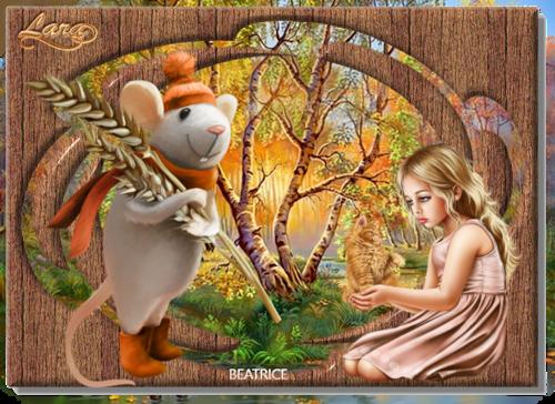 Défi  Lara''Ninie la petite souris'' Défi Beauty ''la chambre de bébé''