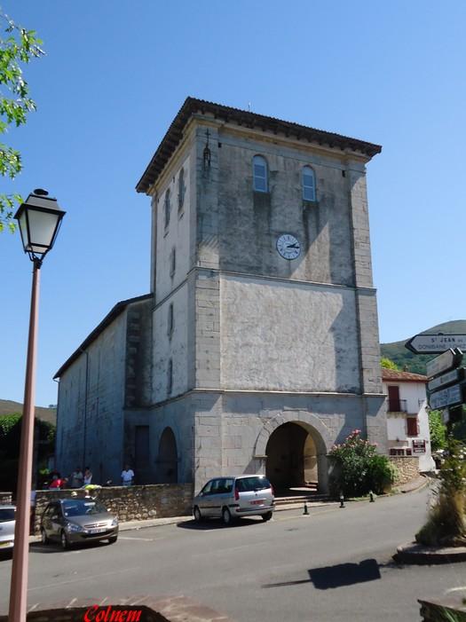 Eglise de l'Assomption, Ascain 64310