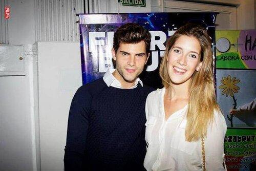 Diego Dominguez (Diego) et Clara Alonso (Angie) sont ensemble dans la vraie vie <3