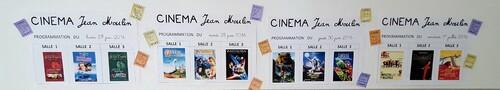 semaine du cinema pour les cm2