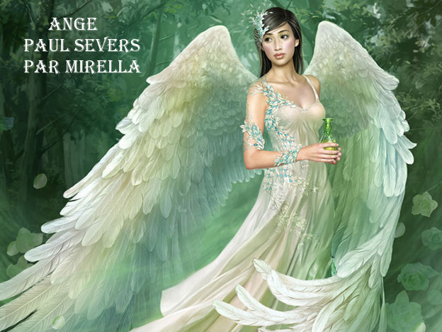 Ange   Paul Severs    Par Mirella