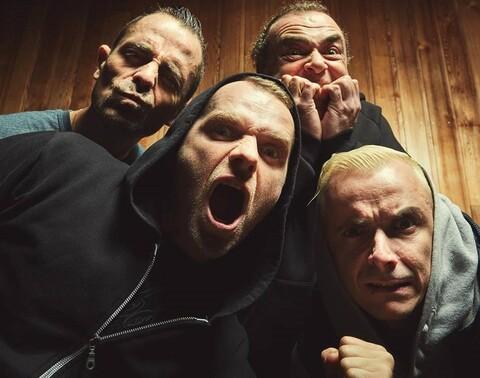 TAGADA JONES - Premières infos à propos du nouvel album live Live At Hellfest