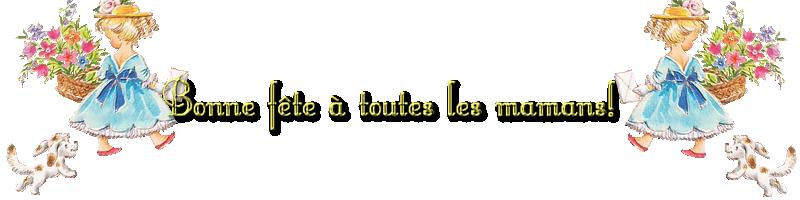 """Maximots """"fête des méres"""""""