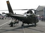 Agusta A109 ALFT(Aviation Légère de la Force Terrestre) Belgique
