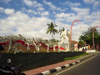18 Août 2014 - Selamat tinggal Ubud... Selamat pagi Uluwatu !