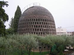 puits aérien de Trans en Provence. (83)